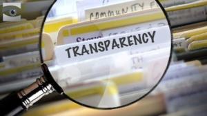 شفافیت در سازمان