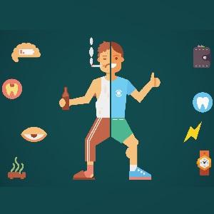 عادتها و نقش آنها در تصمیم ها و انتخاب های ما ، چگونگی ترک عادت های بد و ایجاد عادت های خوب