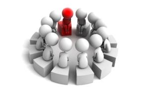 رابطه تصمیم گیری مشارکتی با تعارض