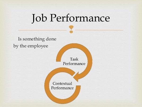 ارزیابی عملکرد شغلی