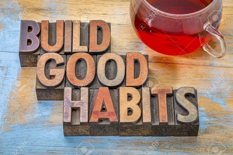 راهکارهای ایجاد عادتهای خوب و مثبت