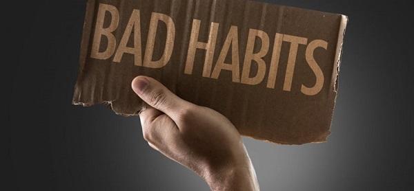 راهکارهایی برای حذف و ترک عادتهای بد و منفی