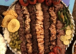 رستورانگردی در تهران
